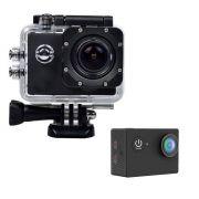 Camera 12 Mp 4K Filmadora Ultra Hd Bicicleta Trilha Foto Video Capacete Prova D agua Moto