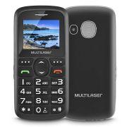 Celular De Idoso Vita 32GB MP3 SMS Radio FM Dual Chip Botao SOS