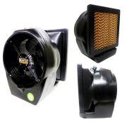 Climatizador Umidificador De Ar Ventilador 110v Água Névoa