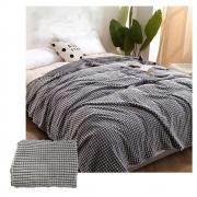 Cobertor Manta Queen Microfibra Aveludado Felpudo Macio