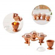 Cozedor Ovos 4 Formas Ceramica Cozinha Criativa Cooker