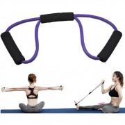 Elastico Extensor Exercicio Academia Casa Yoga Ginastica Fitness Pilates Tonificaçao Intensidade