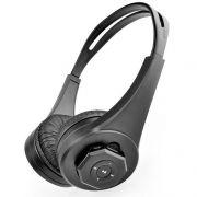 Fone De Ouvido Sem Fio  Musica Cartao Sd Tf Celular Radio FM Mp3 Onibus (JA90326)