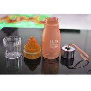 Garrafa espremedor  Drink More Water Infusora Detox H2O suco Chás 650 ml