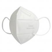Kit 10 Uni Mascara Respiratoria KN95 Respirador Profissional Proteção EPI N95