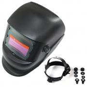 Máscara De Solda Com regulagens Escurecimento Automático Profissional EPI SOLAR