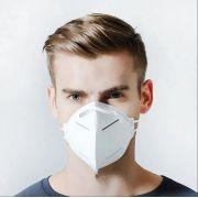 Mascara KN95 Respiratoria Proteção Profissional PFF2 Respirador EPI N95