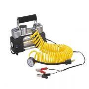 Mini Compressor Portatil Pneu Bike Ar 12v Automotivo Com Lanterna (bsl-comp-3)