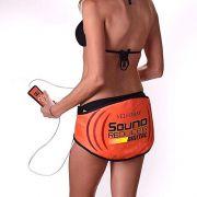 Queima Gordura Cinta Térmica Sauna redutora abdominal barriga