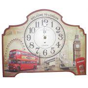 Relogio De Mesa Londres Vintage Retro Decoracao (XIN-07)