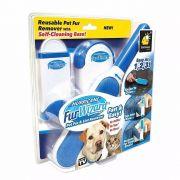 Removedor Pelos Cachorro Pets Caes Gatos Roupas Escova Casa