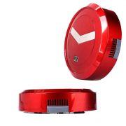 Robo Limpa Casa Varre Vassoura Sensor de Proximidade Aspirador Po