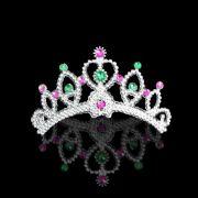 Tiara Presilha Kit 50 unid Princesa Carnaval Festa Fantasia Shows Eventos