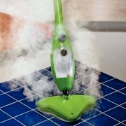 "Mop X12 Vaporizador Limpeza A Vapor Limpa 12 Em 1 H2o 110v """""