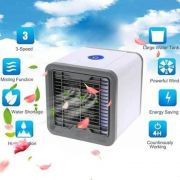 Ventilador Ar Agua Climatizador Luminaria Cool Cooler Gelar (BSL-VEN-3)