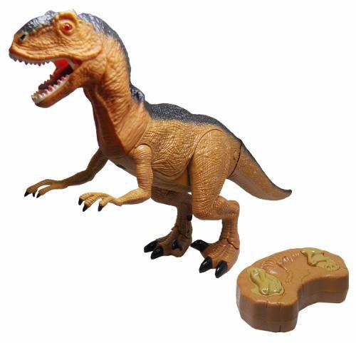 Gigantossauro Controle Remoto Infravermelho Sons Movimento