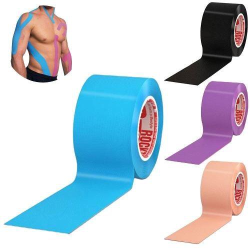 Fita Cinesiologia Kinesio Fisioterapia Muscular Bandagem (34234)