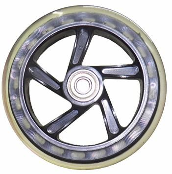 4 Unidad Roda Silicone Carrinho Feira Rodinha Bagagem Abec 7