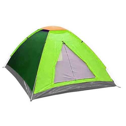 Barraca Acampamento 3 Lugares Camping Ferias Viagem Iglu Colorida