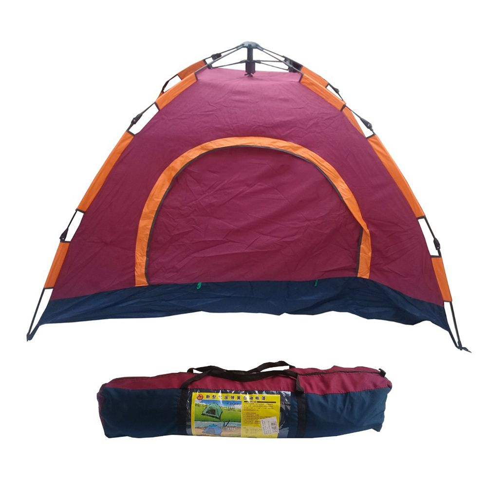 Barraca Camping Automatica 3 Pessoas Montagem Rapida Iglu Aventura Acampar