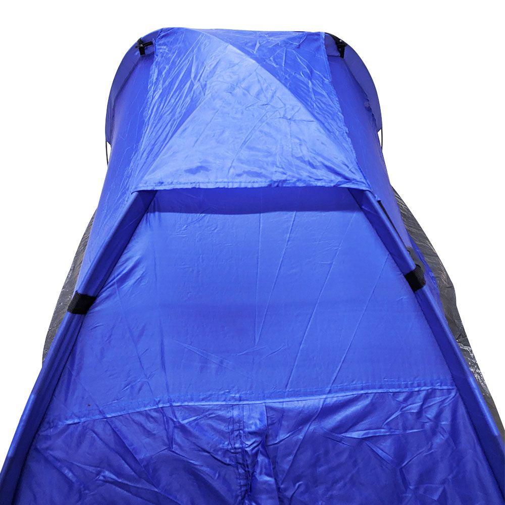 Barraca de Camping 2 Pessoas para Acampamento Viagem Lazer Praia Familia