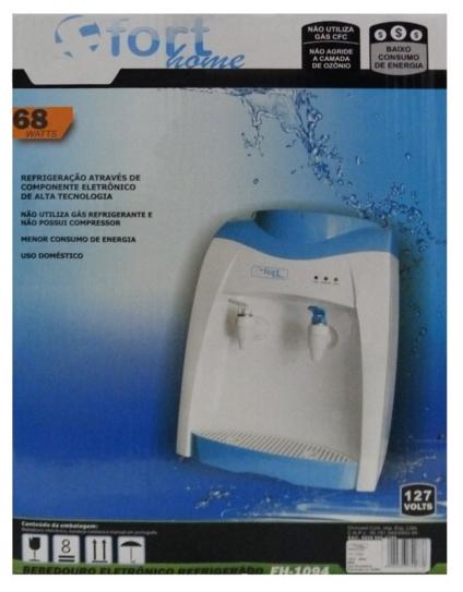 Bebedouro Refrigerado Eletronico Agua 68w (FH-1094)