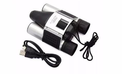 Binóculo Digital Espião Câmera Filma e Fotografa (DT08 / BSL-HEL-5)