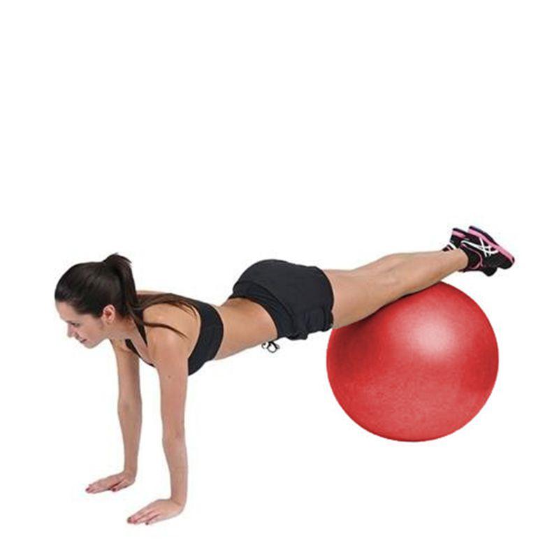 Bola De Pilates E Yoga Ginastica Fitness Musculacao Exercicio 55cm 150kg