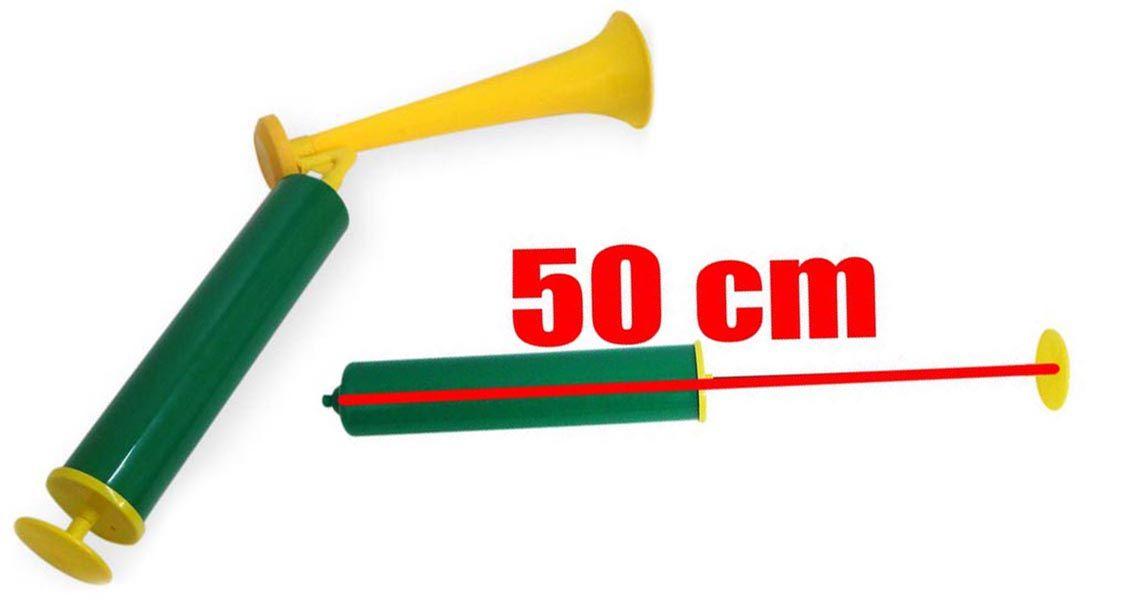 Buzina Corneta Grande Copa Do Mundo 36 Und Novidade (BSL-2014-62)