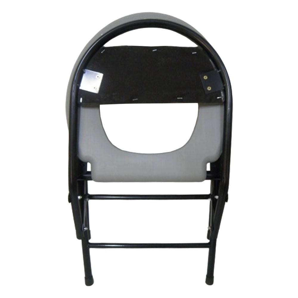 Cadeira Banheiro Deficiente Cadeirante Idoso Vaso Resistente Dobravel