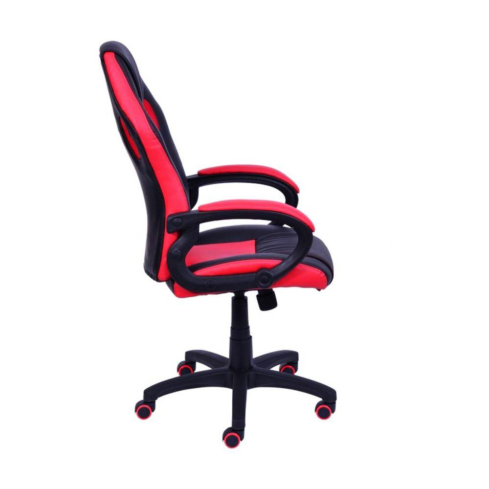 Cadeira Gamer E-Sports Design Conforto Jogos Rodas Braços