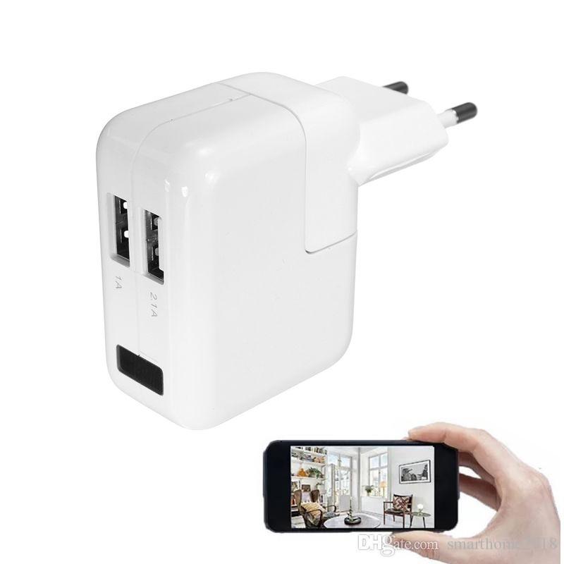 Camera Espia Escondida Audio E Video Wifi Usb 24 Horas Celular Tomada