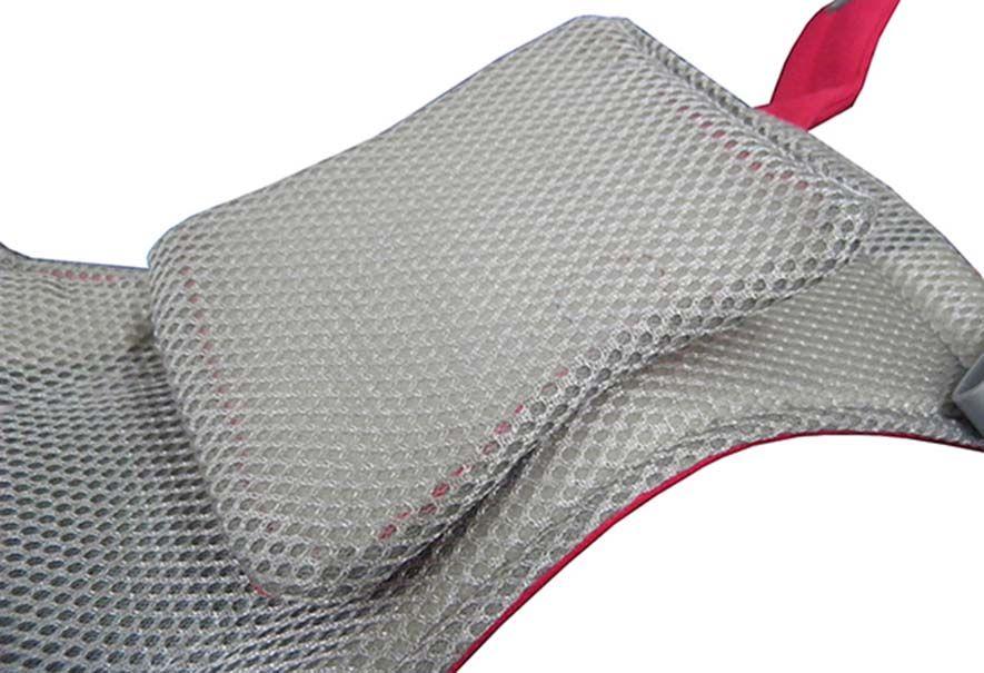 Canguru Carregador de Bebe Para Crianças Transporte Baby Bag Cor Vermelho (MC40524)