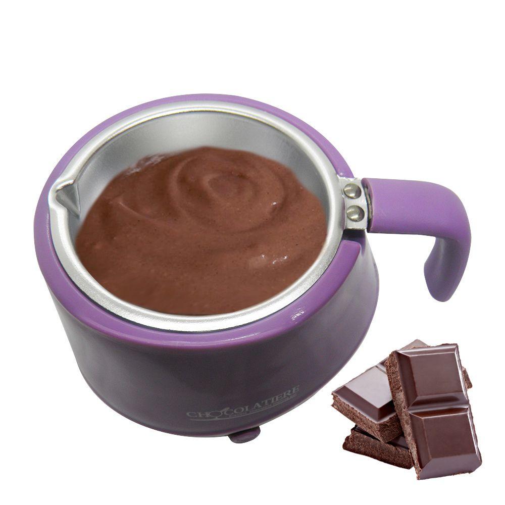 Chocolateira Fondue Derretedeira Chocolate Panela Eletrica