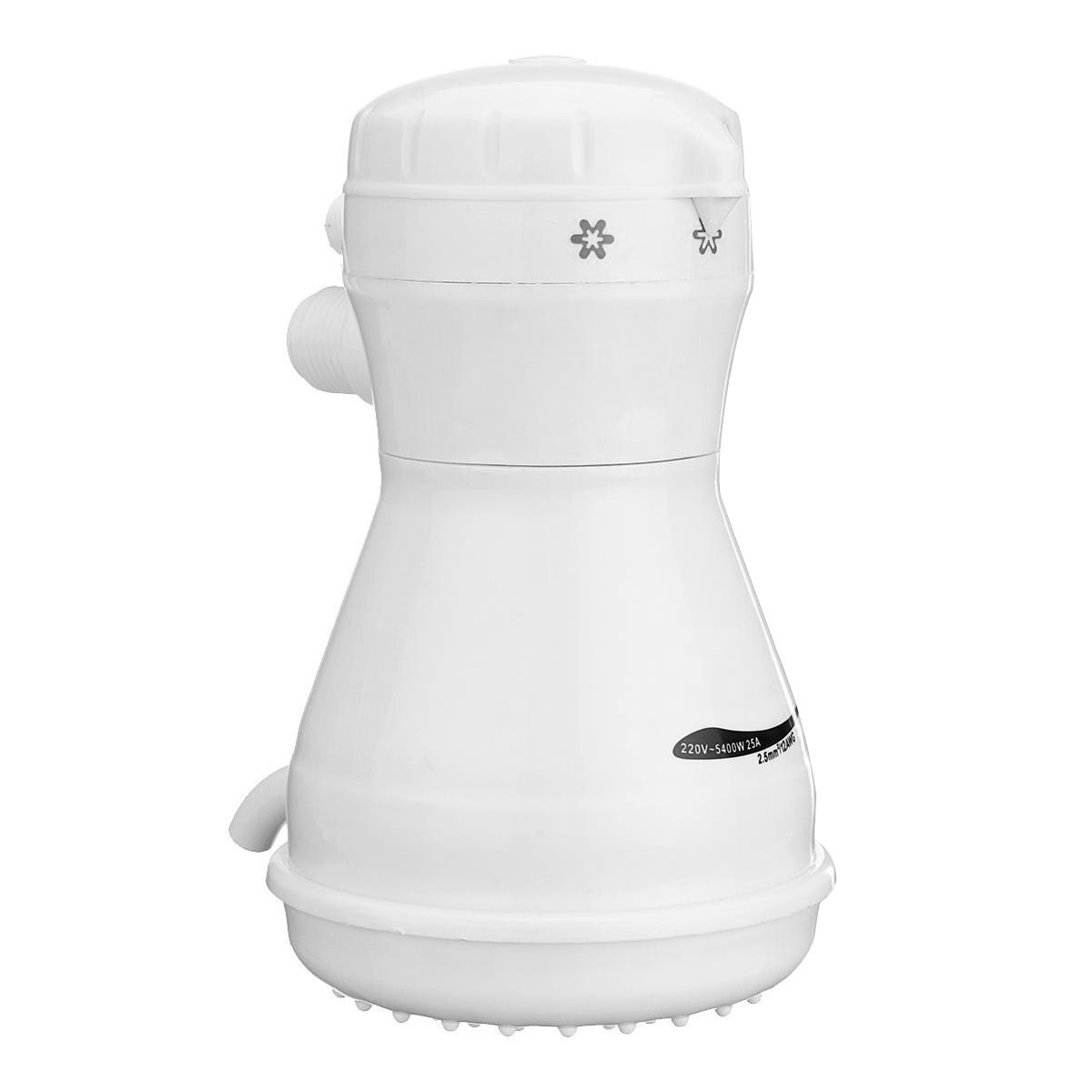 Chuveiro Eletrico 5400w Ducha Casa banheiro residencia Multitemperaturas