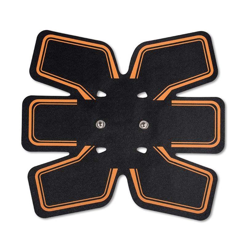 Cinta Abdominal Eletrica 6 Pack Ems Tonificador Muscular (BSL1942/34940/mc40749)