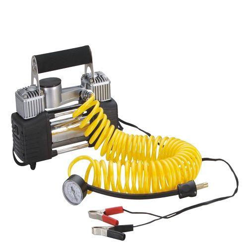 Compressor De Ar P Veicular 12v Enche Pneu  Carro Portatil (comp-2)