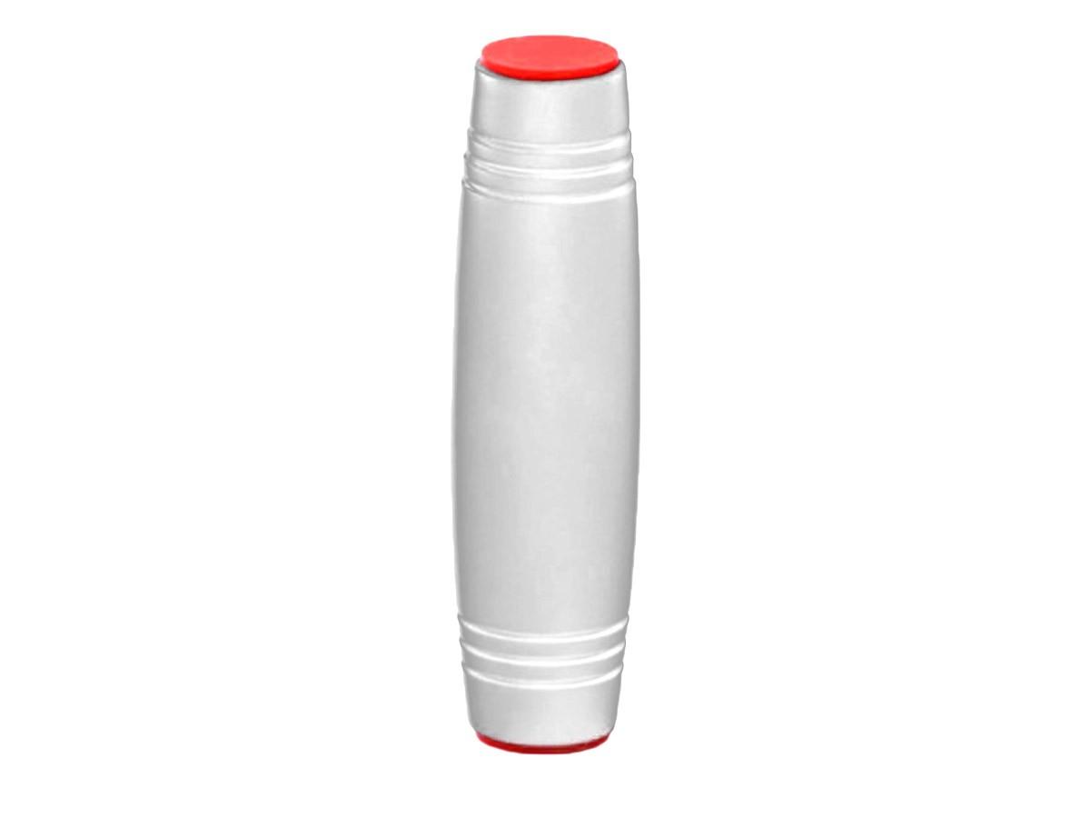 Fidget Mokuru Stick Bastao Roller Anti Stress Branco Kit com 20 Unidades (bsl-gira-4 mokuru kit-20)