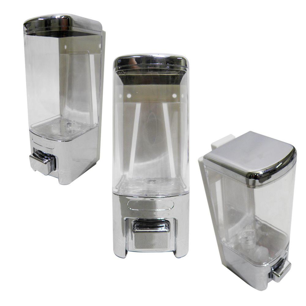 Dispenser Sabonete Alcool Gel Shampoo Restaurante Casa Banheiro Hotel