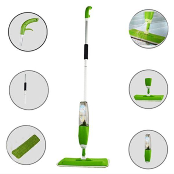 Esfregao Mop De Limpeza Vassoura Limpeza Sabao Casa Novidade (BSL-MOP-7)