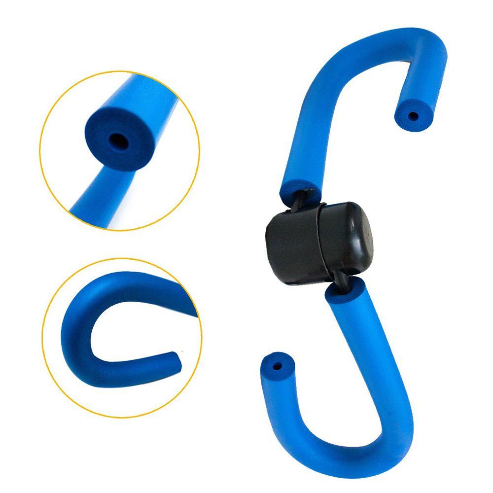Exercitador Membros Pernas Borboleta Fitness Adutora Musculos Azul