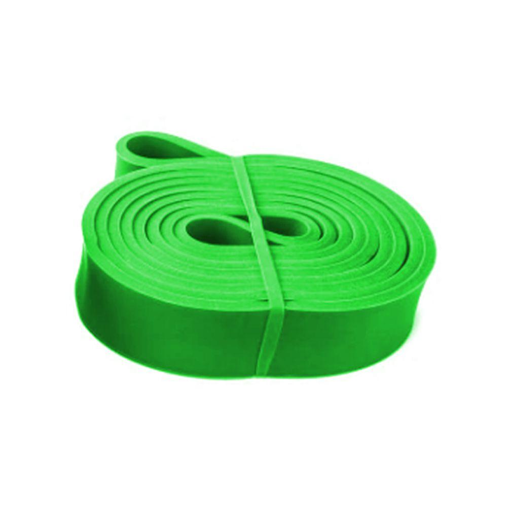Faixa Elastica Super Band Extensor Exercicio Latex Resistencia Crossfit Verde