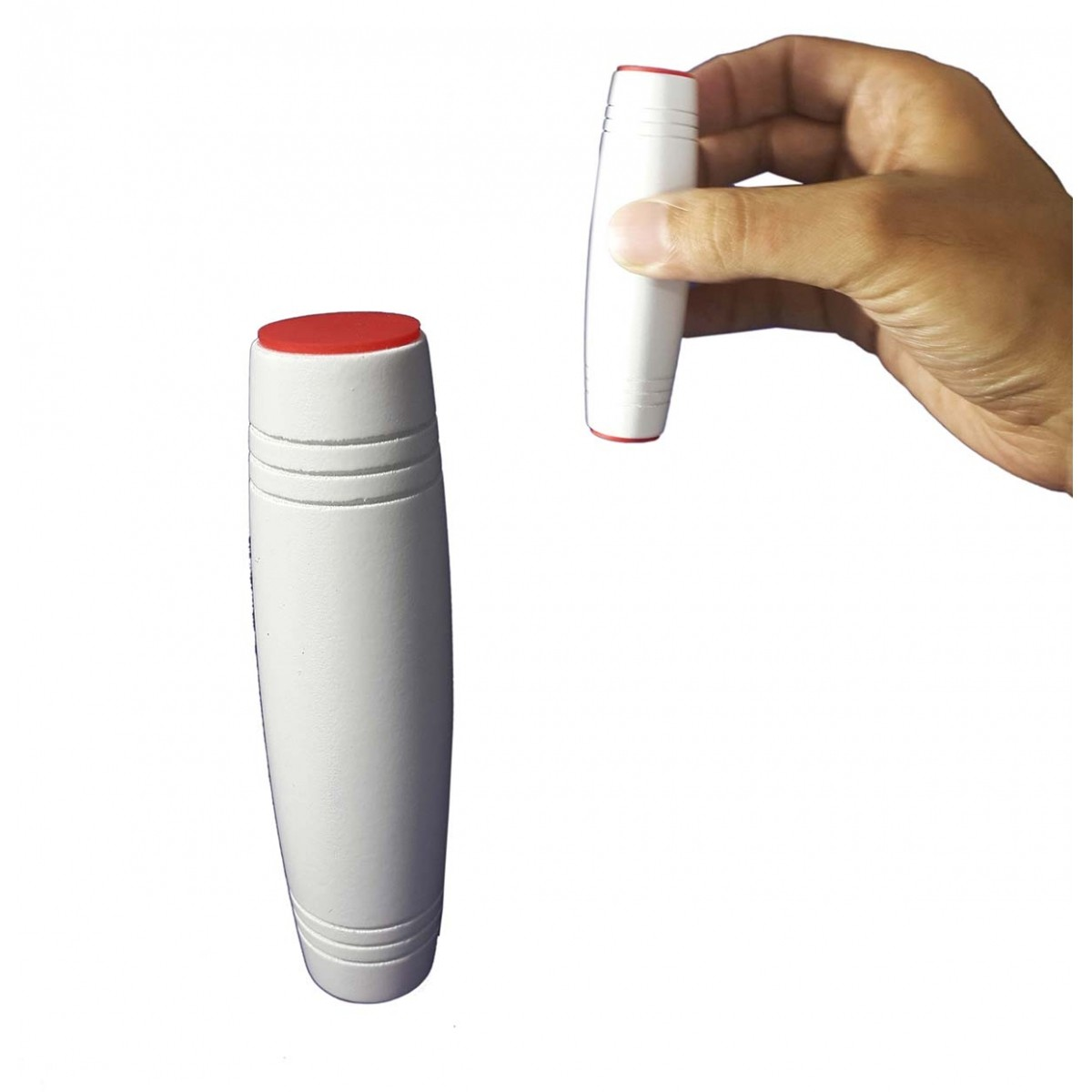 Fidget Mokuru Stick Bastao Magico Roller Brinquedo Toy Ansiedade Anti Stress Branco (bsl-gira-4 mokuru)