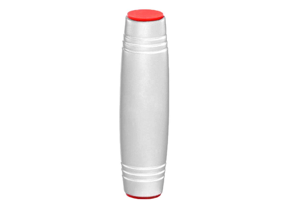 Fidget Mokuru Stick Bastao Roller Anti Stress Branco Kit com 15 Unidades (bsl-gira-4 mokuru kit-15)