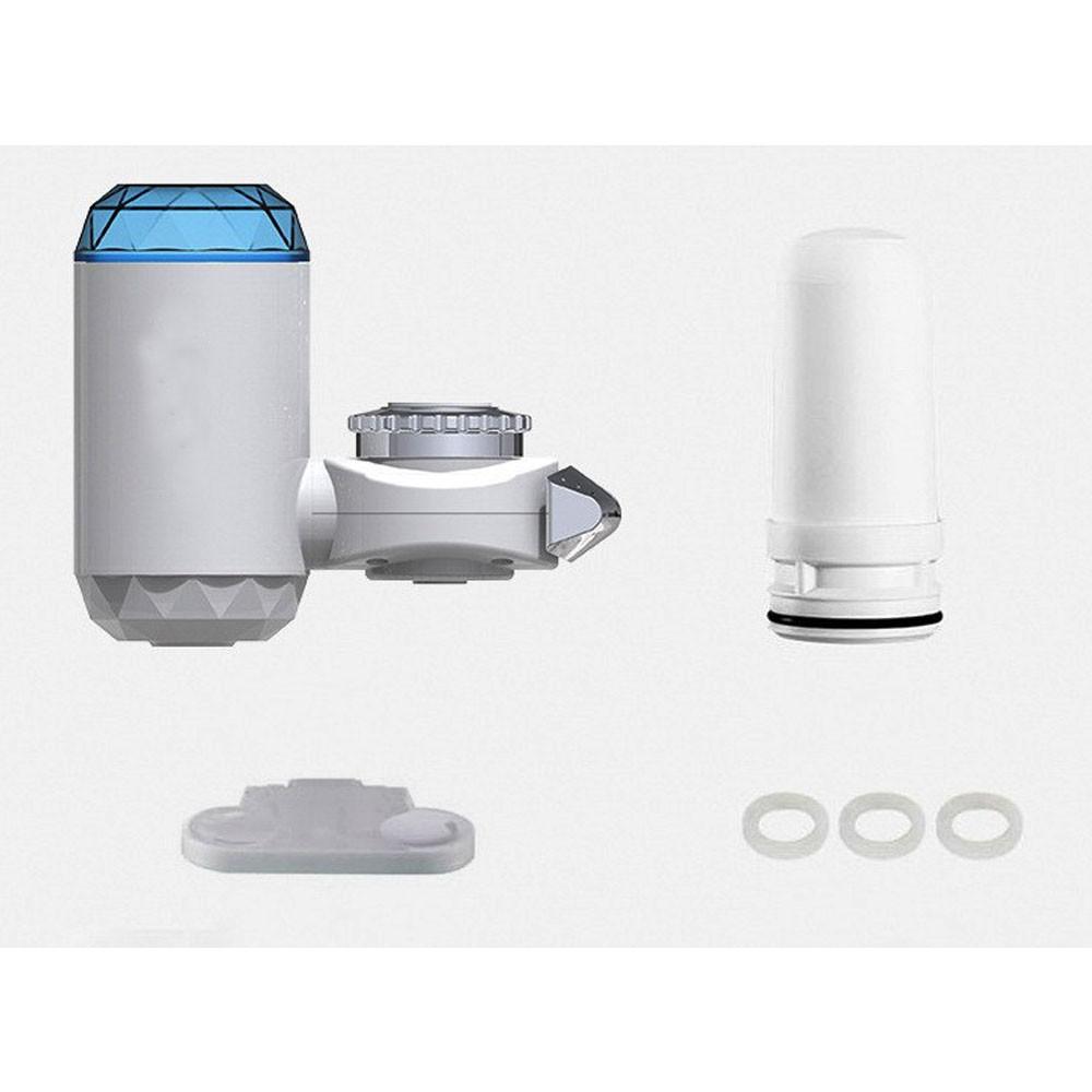 Filtro de Água Purificador Torneira Cozinha Pia Ecologico Adaptador Universal Casa