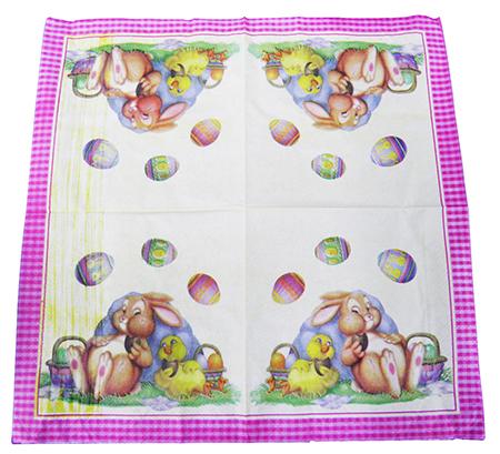 Guardanapo De Luxo Casamento Jantar Festa Descartavel Amarelo kit com 5 (GU-11-2)