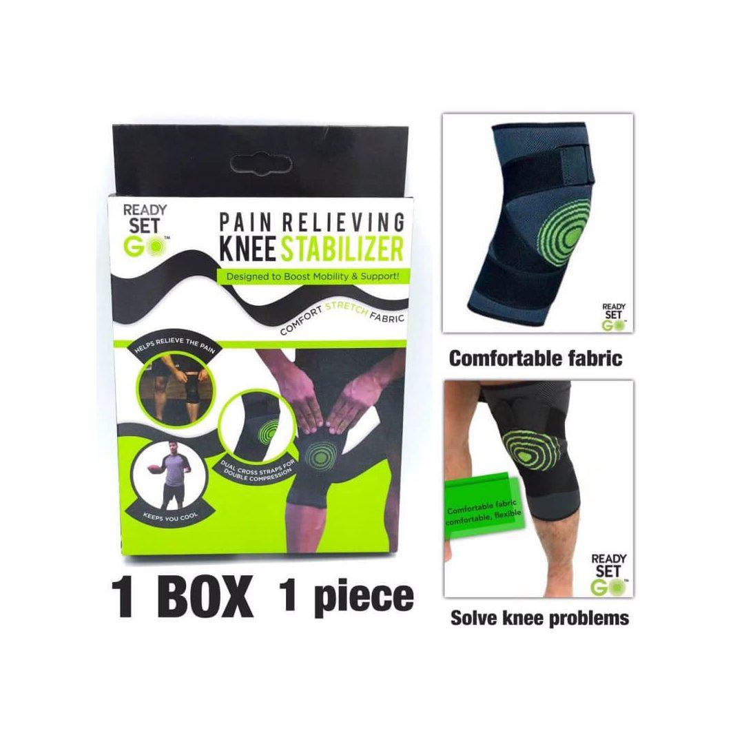 Joelheira 3D Elastica bandagem Academia Exercício Joelhos Compressão Estabilidade  Articulação Fitness Apoio Suporte