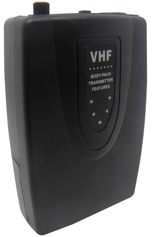 Kit Microfone Sem Fio Com Lapela Head Set Wireless Auricular Para Aulas (BSL-HEL-2)