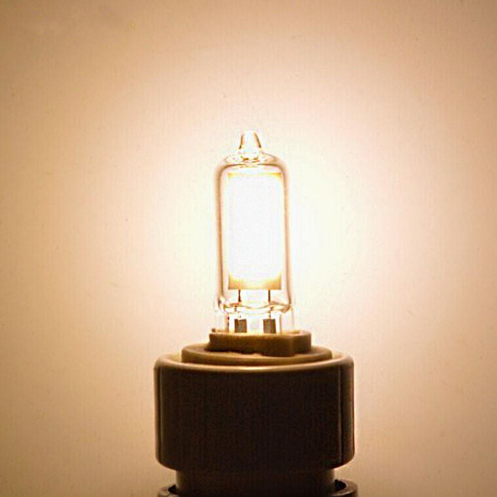 Lampada LED Decorativa Luz Ambar Decoraçao Iluminaçao Retro G9 Quente