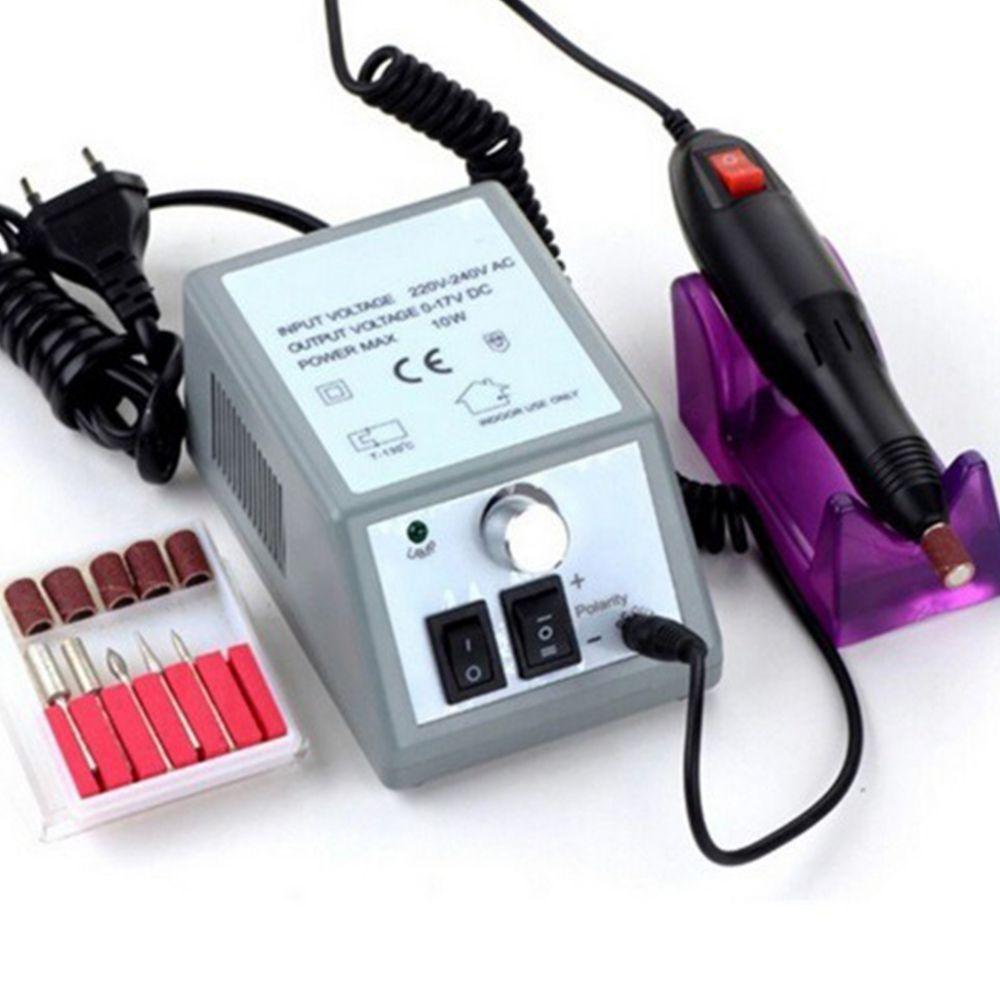 Lixadeira Manicure Eletrica Unha Motor Pedicure Bivolt Profissional